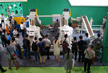 Asia Pacific Biomass Exhibition in 2016